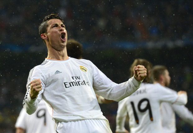 Ronaldo equals Messi record and Mourinho sulks - Wednesday's Champions League games in pictures