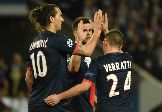 Zlatan who? PSG prove they are not a one-man team