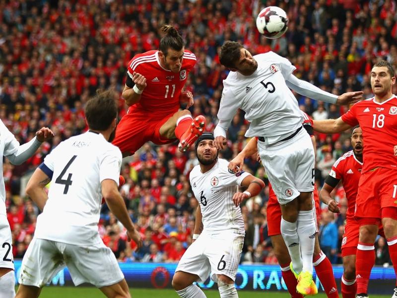 Pays de Galles-Géorgie (1-1), les Gallois tenus en échec