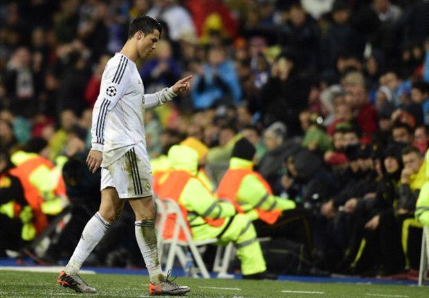 "Ancelotti: ""Blesssure Ronaldo niet ernstig"""