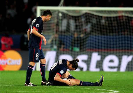 PSG sanctioned by Uefa for fan abuse