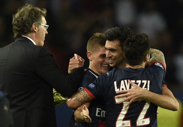 Paris Saint-Germain 3-1 Chelsea: Late Pastore strike leaves Mourinho's men on the brink
