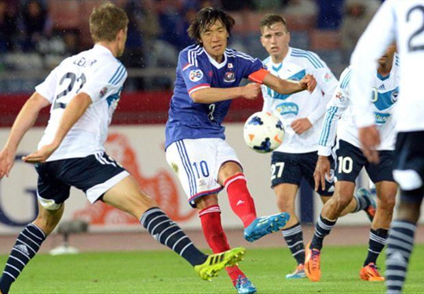 Yokohama F Marinos 3-2 Melbourne Victory: Nakamura masterclass the difference