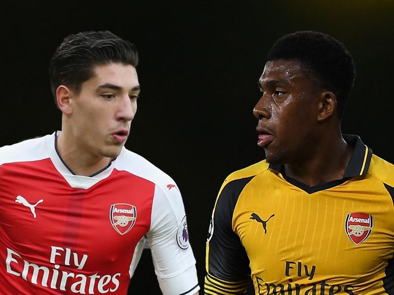 INFO GOAL - Bellerin et Iwobi vont prolonger à Arsenal