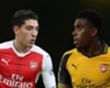Bellerin & Iwobi set for Arsenal deals