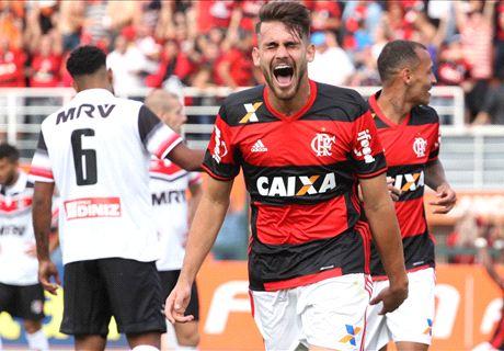 Flamengo na liderança?