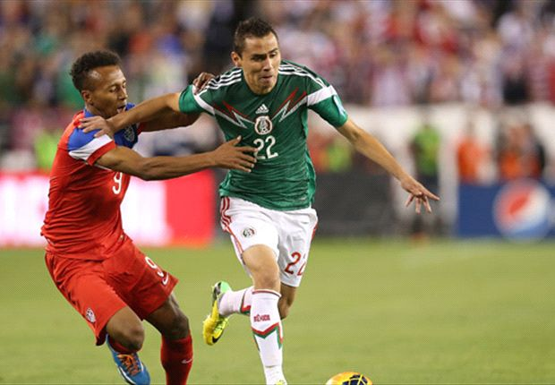 USA 2-2 Mexico: Julian Green makes U.S. debut in eventful draw
