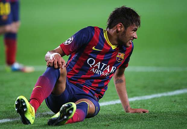 Barcelona more important than the World Cup for Neymar, says father