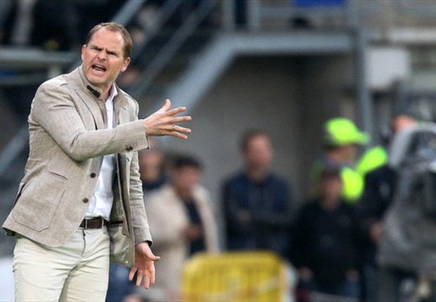 """De Boer: """"Zijn er nog niet uit over Poulsen"""""""