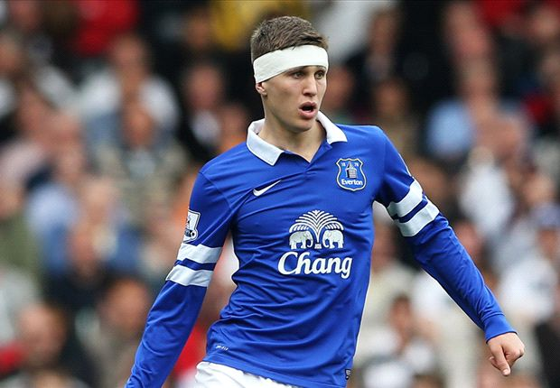 Everton starlet Stones set for shock England call-up