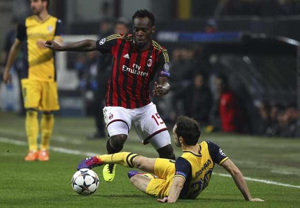 AC Milan hit with Essien injury