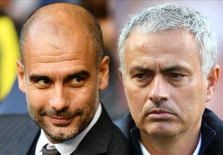 LIVE: Man Utd vs. Man City