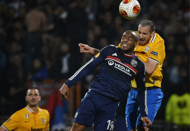 Das Hinspiel zwischen Lyon und Juventus war umkämpft