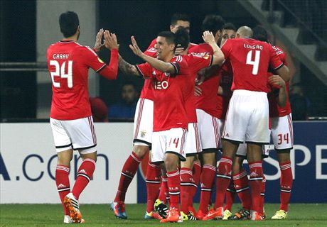 Benfica on par with Juventus - Marchena