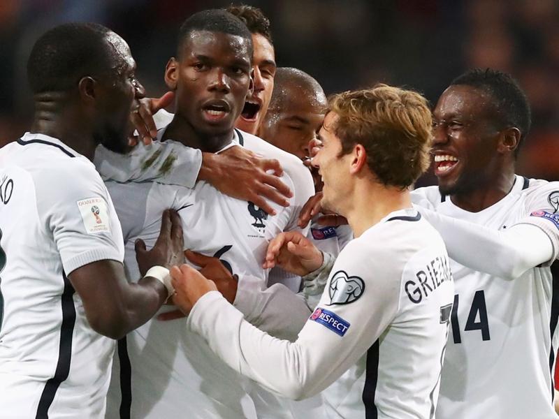 Pogba, Gameiro, supporters... : les 6 choses à retenir de la victoire français face aux Pays-Bas