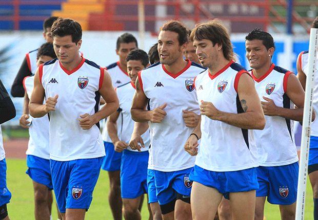 Atlante on brink of relegation from Liga MX