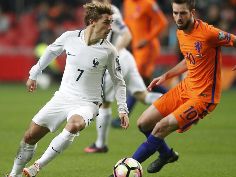 In Olanda decide Pogba, Griezmann esulta: Sono felice per lui
