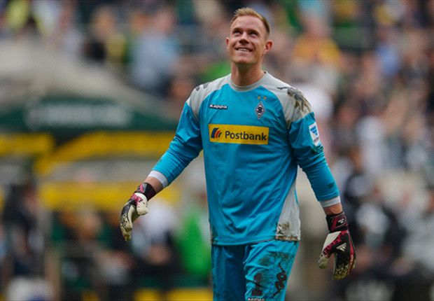 I'm fulfilling my dream, says Barcelona newbie Ter Stegen