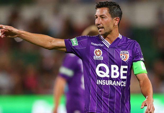 Glory captain Burns announces retirement