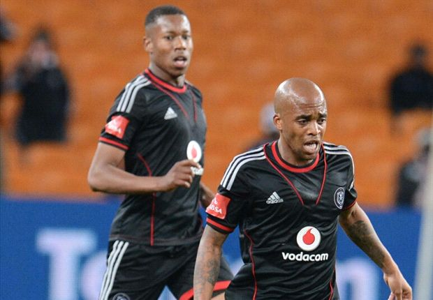 Manyisa was a Pirates hero after scoring two goals against Celtic
