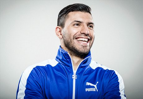 Aguero: Suarez & me are like Messi
