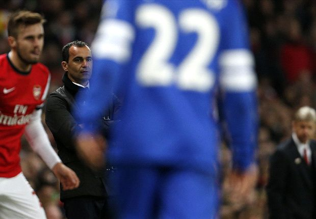 How Arsenal-influenced Martinez can end Everton's Gunners hoodoo
