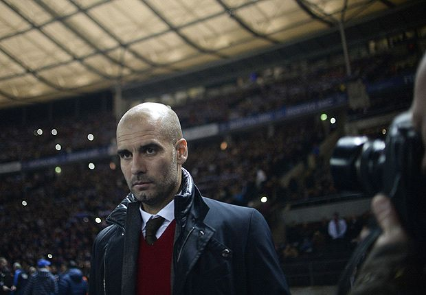 Guardiola: Bayern can't always win