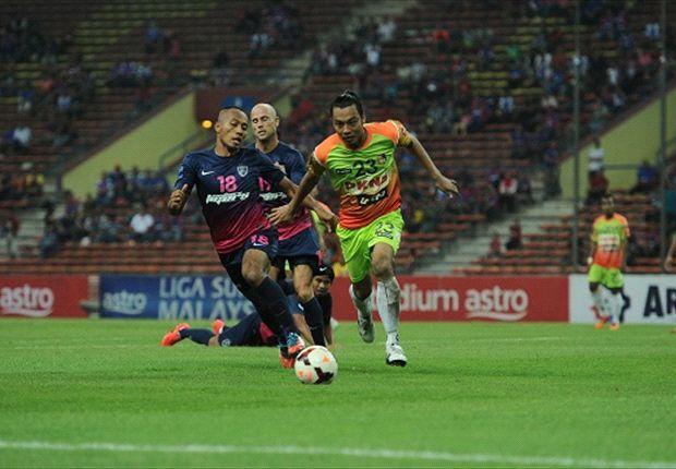Man of the Match: PKNS FC 1-1 JDT