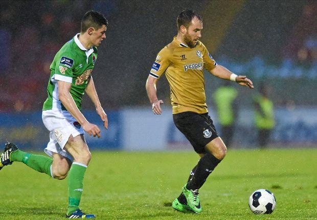 Cork City 3-0 Shamrock Rovers: Convincing display sends Leesiders top