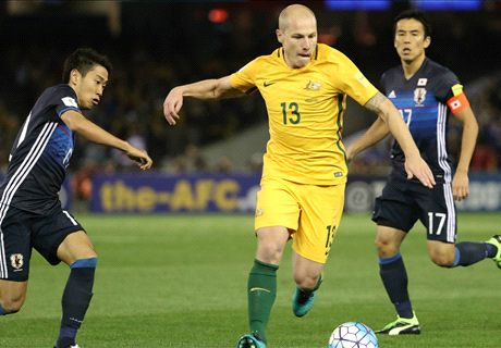 Mooy defends Socceroos' formation