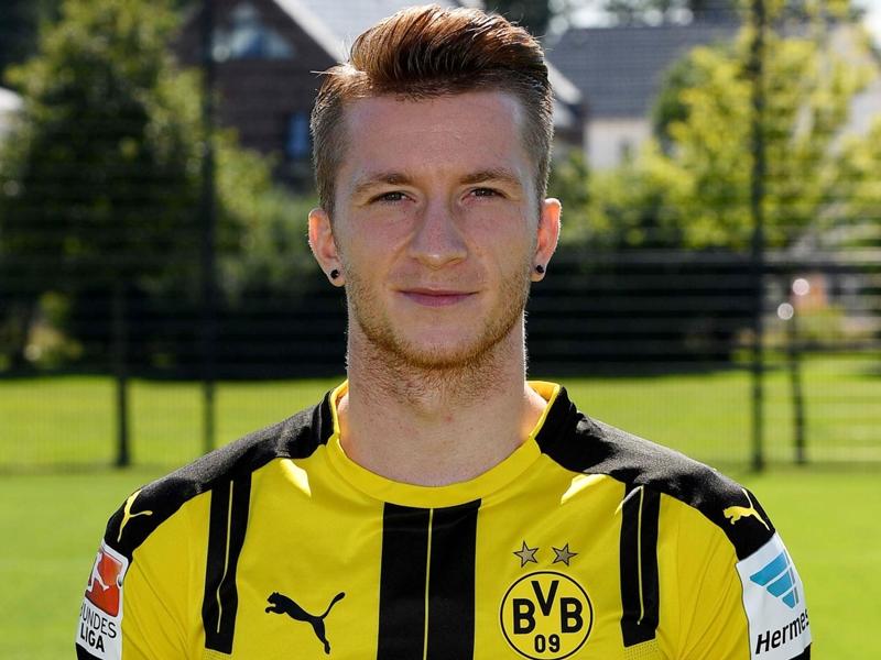 Dortmund, Reus de retour à l'entraînement