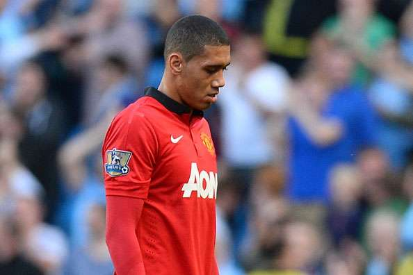 Horror season to spur on United, says Smalling