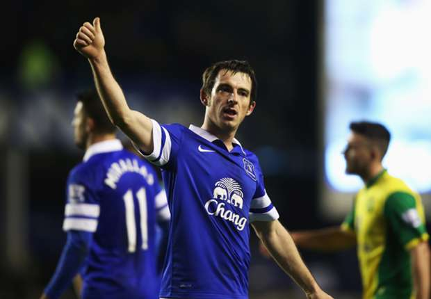 Martinez: Baines can be Everton's Lahm