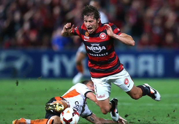 Western Sydney 1-1 Brisbane Roar: Honours even