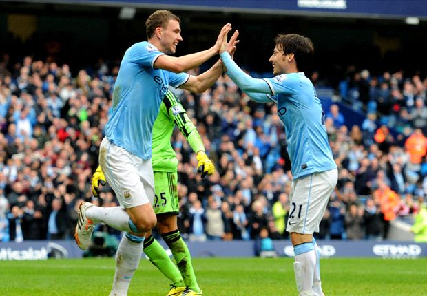 Manchester City - Liverpool clash will not decide title, says Pellegrini