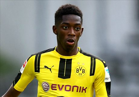 Where Dembele fits into Pep's revolution