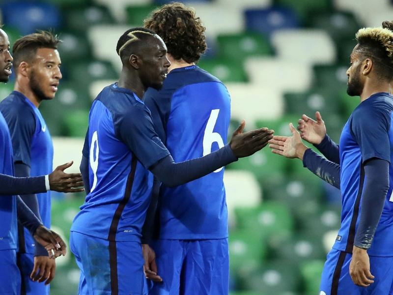 Irlande du Nord Espoirs-France Espoirs (0-3), pas d'Euro pour les Bleuets !