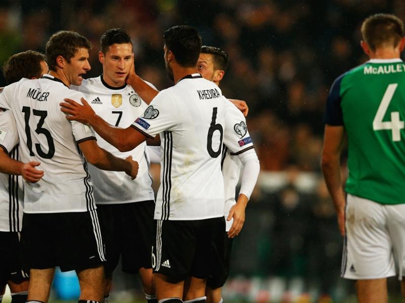 Allemagne-Irlande du Nord (2-0), la Nationalmannschaft s'impose sans forcer