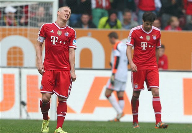 Augsburg 1-0 Bayern Munich: Molders sends champions crashing to first Bundesliga defeat