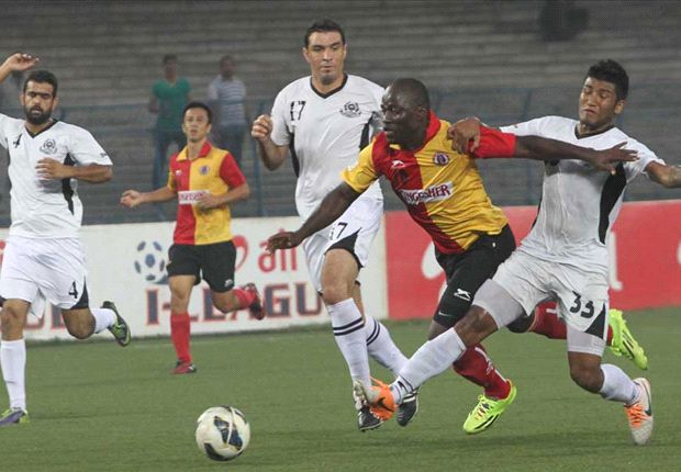 Mohammedan Sporting 1-3 East Bengal: Back-to-back victories for the Red and Gold