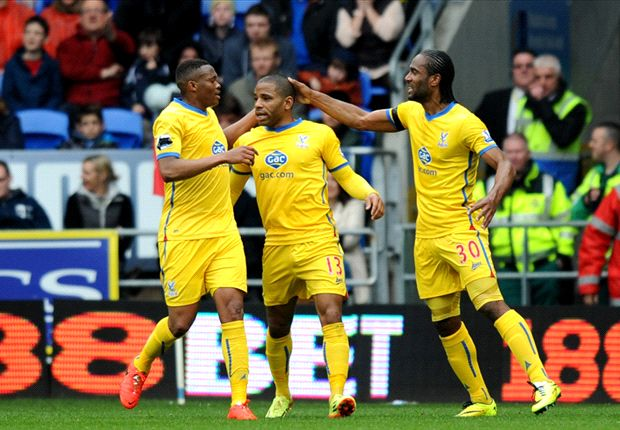 Cardiff City 0-3 Crystal Palace: Puncheon double secures priceless win