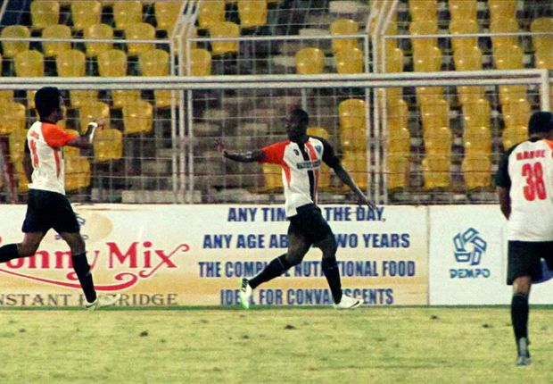 Dempo SC 1-1 Mumbai FC: Alfred's late strike rescues a point