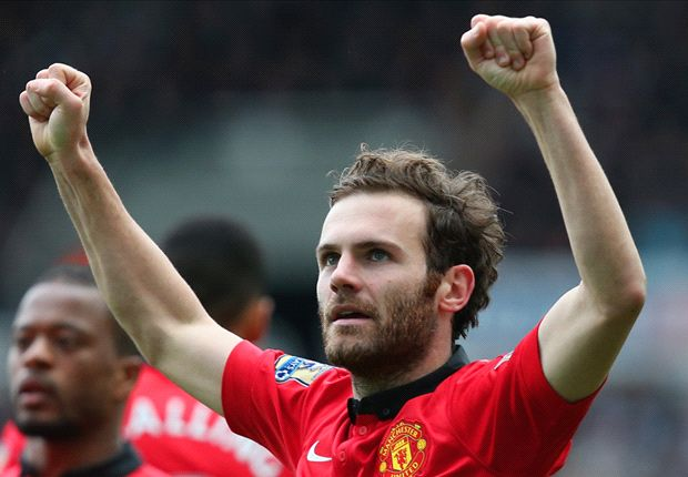 Newcastle 0-4 Manchester United: Sublime Mata double boosts Moyes