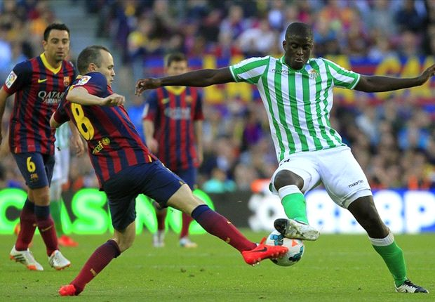 Official: N'Diaye joins Real Betis from Sunderland