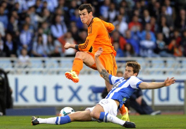 Real Sociedad 0-4 Real Madrid: Comfortable win keeps Los Blancos in title race