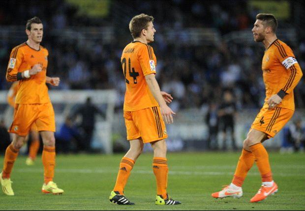 Illarra será el eje del Real Madrid en Lisboa