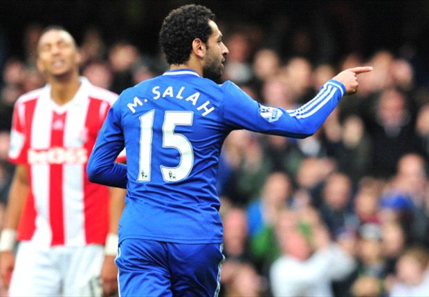 Chelsea 3-0 Stoke City: Blues back on track with easy victory