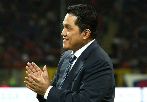Thohir expects plenty of transfer activity at Inter