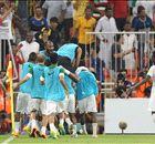 Saudi Arabia ahead of Socceroos
