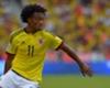 El partido de Cuadrado ante Bolivia